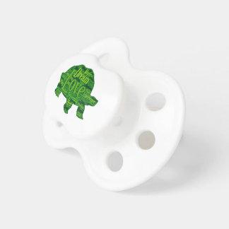 Turtle children design pacifier