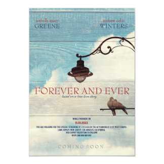 Turtle Doves - FOREVER AND EVER Card