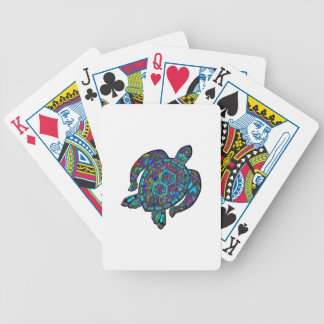 TURTLE DREAM AWAY BICYCLE PLAYING CARDS
