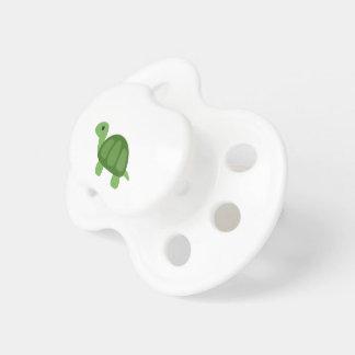 Turtle Emoji Pacifier