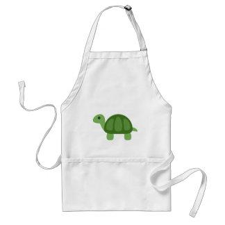 Turtle Emoji Standard Apron