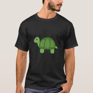 Turtle Emoji T-Shirt