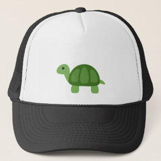 Turtle Emoji Trucker Hat