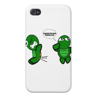 Turtle Fart iPhone 4/4S Cases