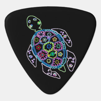 Turtle Glow Pick