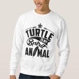 Turtle Is My Spirit Animal Sweatshirt