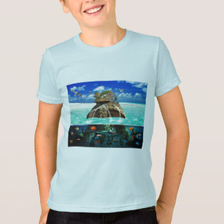 Turtle Island Fantasy Secluded Resort T-Shirt
