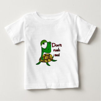 Turtle joke baby T-Shirt