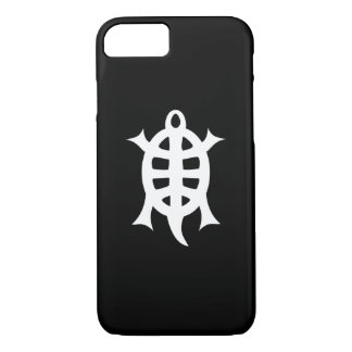 Turtle letter crumbling iPhone 8/7 case