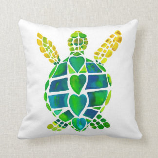 Turtle Love Pillow