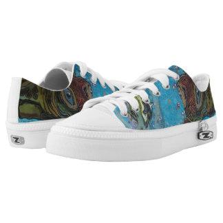 Turtle Low-Top Sneakers