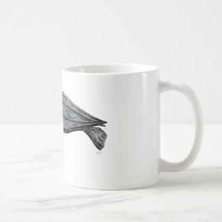 Turtle lute coffee mug
