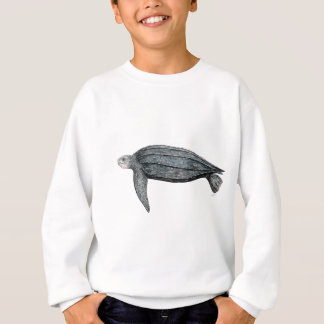 Turtle lute sweatshirt