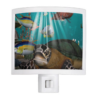 Turtle Nite Light