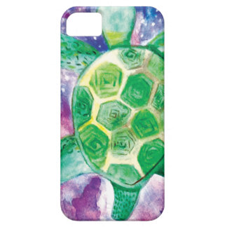 Turtle of the sea iPhone 5 cover