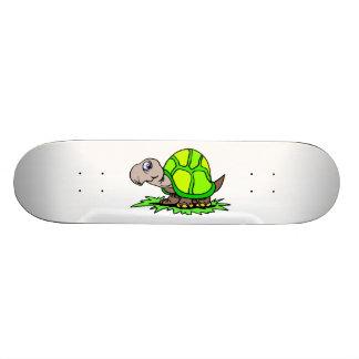 Turtle On Grass Skate Board Decks