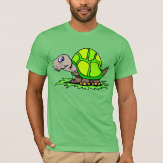 Turtle On Grass T-Shirt
