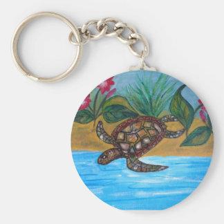 Turtle or tortoise accessories keychain