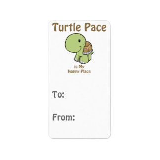Turtle Pace - Happy Place
