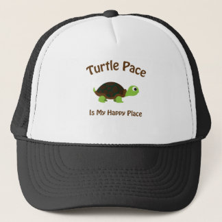 Turtle Pace Trucker Hat