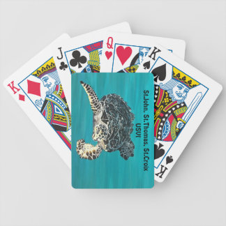 Turtle Playing Cards