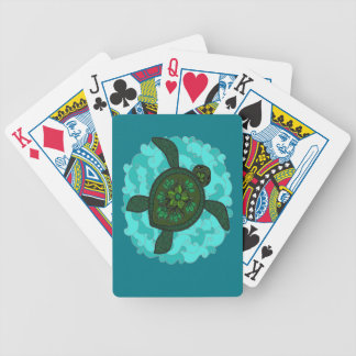 Turtle Poker Deck