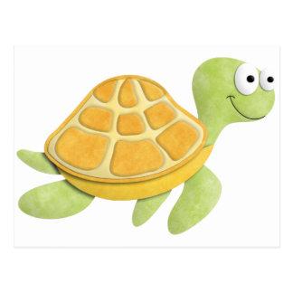 Turtle Postcard