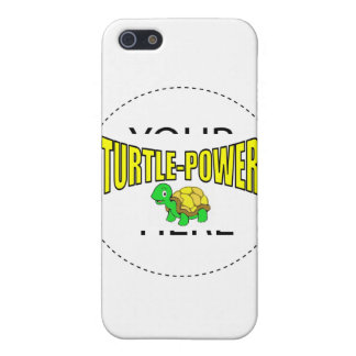Turtle Power Case For The iPhone 5