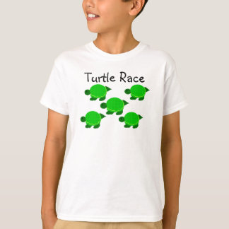Turtle Race T-Shirt