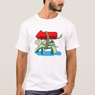 Turtle Rocket T-Shirt