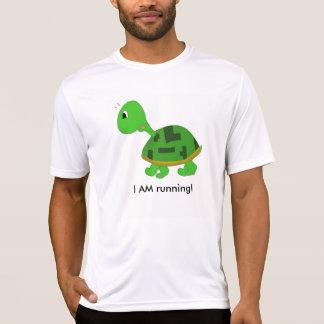Turtle Running T-Shirt
