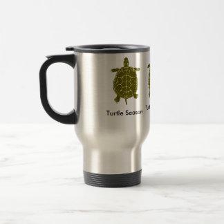 Turtle Season 15 Oz Stainless Steel Travel Mug