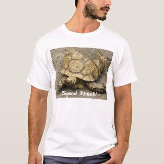 Turtle, Speed Freak! T-Shirt