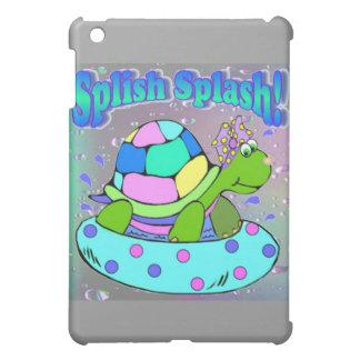 Turtle Splash iPad Mini Cover