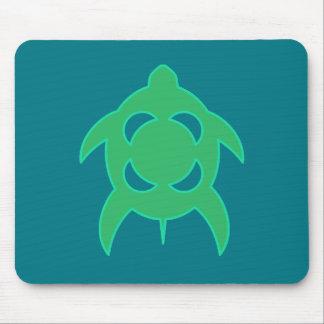 Turtle surf mouse pad