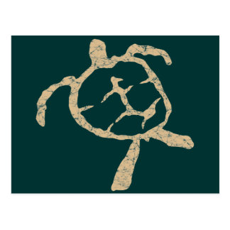 turtle-tan postcard