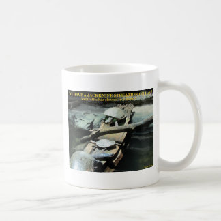 Turtle Traffic Jam! Coffee Mug