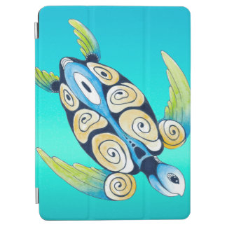 turtle turquoise teal iPad air cover