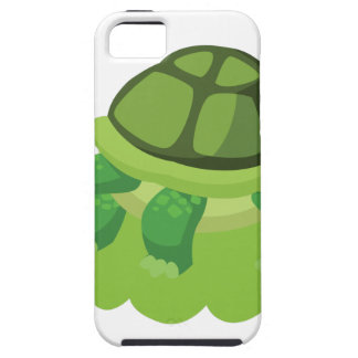 turtle walking in the grass case for the iPhone 5