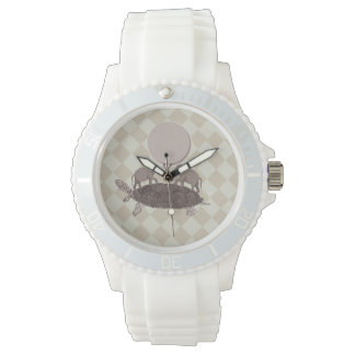 """""""Turtles All The Way Down"""" Wrist Watch"""