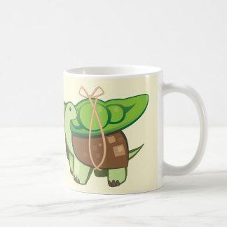 Turtles and Beans Coffee Mug