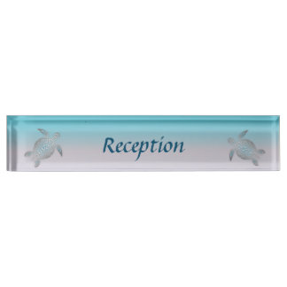 Turtles Beach Style Name Plate