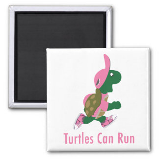 Turtles Can Run Magnet