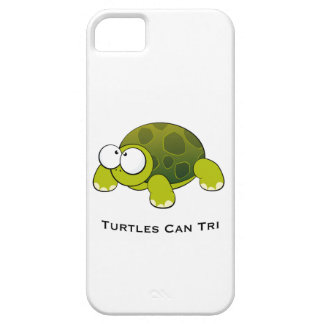 Turtles Can Tri iPhone 5 Case