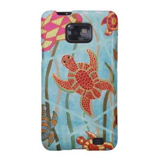 Turtles Galore Samsung Galaxy SII Case