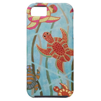 Turtles Galore Cover For iPhone 5/5S