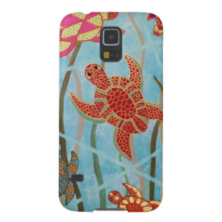 Turtles Galore Case For Galaxy S5