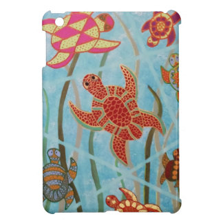 Turtles Galore iPad Mini Cover