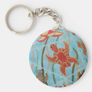 Turtles Galore Keychains