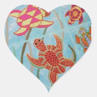 Turtles Galore Stickers